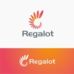 landscapeさんのエンターテインメント会社 「Regalot」のロゴへの提案