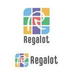 shovin36さんのエンターテインメント会社 「Regalot」のロゴへの提案