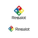 cozzyさんのエンターテインメント会社 「Regalot」のロゴへの提案