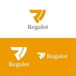 creative_house_GRAMさんのエンターテインメント会社 「Regalot」のロゴへの提案
