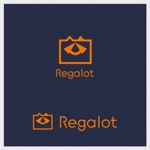 Darkhydeさんのエンターテインメント会社 「Regalot」のロゴへの提案