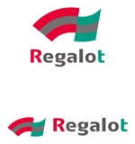 TEXTUREさんのエンターテインメント会社 「Regalot」のロゴへの提案