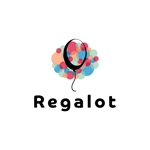 tsukasa110さんのエンターテインメント会社 「Regalot」のロゴへの提案