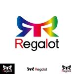 bill_3500さんのエンターテインメント会社 「Regalot」のロゴへの提案