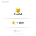 conii88さんのエンターテインメント会社 「Regalot」のロゴへの提案