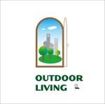 abs5855_0908さんのアウトドア施設の運営会社「株式会社OUTDOOR LIVING」のロゴへの提案