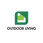 juchan0126さんのアウトドア施設の運営会社「株式会社OUTDOOR LIVING」のロゴへの提案