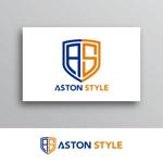 White-designさんの売場面積 80坪!! 古着専門店のロゴ作成⭐︎への提案