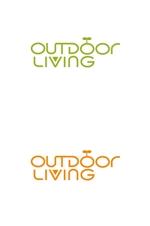april48さんのアウトドア施設の運営会社「株式会社OUTDOOR LIVING」のロゴへの提案