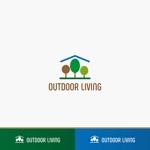 t-youhaさんのアウトドア施設の運営会社「株式会社OUTDOOR LIVING」のロゴへの提案