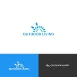 viracochaabinさんのアウトドア施設の運営会社「株式会社OUTDOOR LIVING」のロゴへの提案