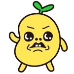 fumtoyさんの【遊び心求む】「豆」のキャラクターデザイン(シンプル・シュール・ブサイク)『サンプルあり』への提案