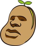 gui_le-cielさんの【遊び心求む】「豆」のキャラクターデザイン(シンプル・シュール・ブサイク)『サンプルあり』への提案