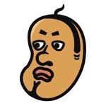 emirabiさんの【遊び心求む】「豆」のキャラクターデザイン(シンプル・シュール・ブサイク)『サンプルあり』への提案