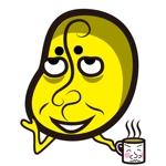 kamono84さんの【遊び心求む】「豆」のキャラクターデザイン(シンプル・シュール・ブサイク)『サンプルあり』への提案