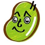NozomiKataokaさんの【遊び心求む】「豆」のキャラクターデザイン(シンプル・シュール・ブサイク)『サンプルあり』への提案