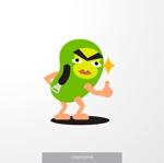 sa_akutsuさんの【遊び心求む】「豆」のキャラクターデザイン(シンプル・シュール・ブサイク)『サンプルあり』への提案