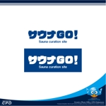 cpo_mnさんのサウナキュレーションサイト「サウナGO」のロゴへの提案