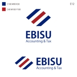 neomasuさんの税理士法人のロゴへの提案