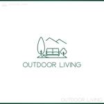 babideさんのアウトドア施設の運営会社「株式会社OUTDOOR LIVING」のロゴへの提案