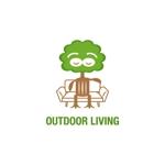 arizonan5さんのアウトドア施設の運営会社「株式会社OUTDOOR LIVING」のロゴへの提案