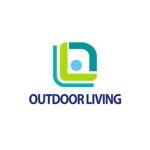 okicha-nelさんのアウトドア施設の運営会社「株式会社OUTDOOR LIVING」のロゴへの提案