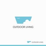 Morinohitoさんのアウトドア施設の運営会社「株式会社OUTDOOR LIVING」のロゴへの提案
