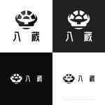 themisablyさんの郊外型総合居酒屋「八蔵(やぐら)」のロゴマークへの提案