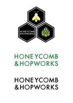 ハニービール専門のブランドロゴ制作依頼への提案