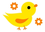 mdw1さんのアヒルのロゴ(刺繍用)への提案