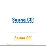 waku-gさんのサウナキュレーションサイト「サウナGO」のロゴへの提案