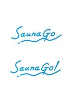 nutsrockerさんのサウナキュレーションサイト「サウナGO」のロゴへの提案