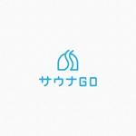 l_golemさんのサウナキュレーションサイト「サウナGO」のロゴへの提案