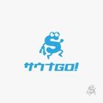 skyktmさんのサウナキュレーションサイト「サウナGO」のロゴへの提案