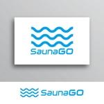 White-designさんのサウナキュレーションサイト「サウナGO」のロゴへの提案