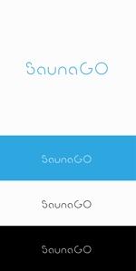 designdesignさんのサウナキュレーションサイト「サウナGO」のロゴへの提案