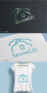 moguaiさんのサウナキュレーションサイト「サウナGO」のロゴへの提案