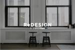 DECOさんの『リ・デザイン不動産』のロゴタイプへの提案
