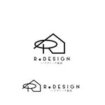 syotagotoさんの『リ・デザイン不動産』のロゴタイプへの提案