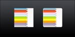 mesapegasasuさんのiPad用アプリケーションのアイコン作製への提案