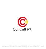 tog_designさんの電話とアプリをつなげるサービス「CallCall IVR」のサービスロゴへの提案