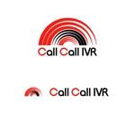 MacMagicianさんの電話とアプリをつなげるサービス「CallCall IVR」のサービスロゴへの提案