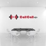 heichanさんの電話とアプリをつなげるサービス「CallCall IVR」のサービスロゴへの提案