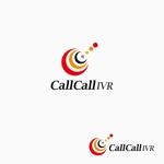 atomgraさんの電話とアプリをつなげるサービス「CallCall IVR」のサービスロゴへの提案