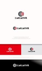 mahou-photさんの電話とアプリをつなげるサービス「CallCall IVR」のサービスロゴへの提案