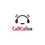 arizonan5さんの電話とアプリをつなげるサービス「CallCall IVR」のサービスロゴへの提案