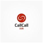 siftさんの電話とアプリをつなげるサービス「CallCall IVR」のサービスロゴへの提案