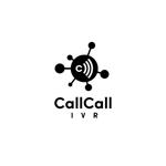 asobigocoro_designさんの電話とアプリをつなげるサービス「CallCall IVR」のサービスロゴへの提案