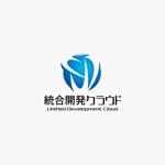 yybooさんの【当選報酬4万円/参加報酬あり】NTTデータグループ クラウドサービスのロゴ制作への提案