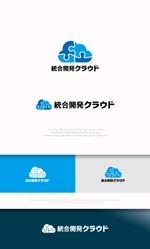 mahou-photさんの【当選報酬4万円/参加報酬あり】NTTデータグループ クラウドサービスのロゴ制作への提案